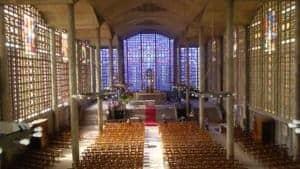 Notre-Dame du Raincy vue intérieure