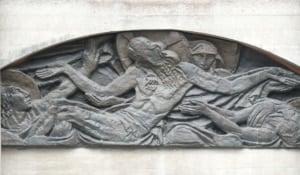 Pietà Antoine Bourdelle