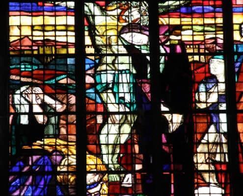Marie au pied de la Croix