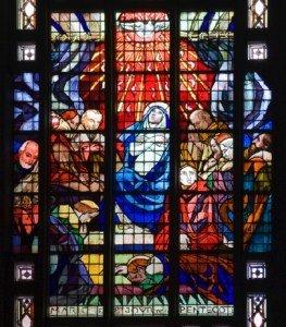 Conférence sur le vitrail par Stéphanie VIAL @ Crypte de l'église Notre-Dame du Raincy | Le Raincy | Île-de-France | France