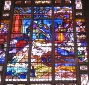 23 juin 2019 - visite guidée de Notre-Dame par l'association RESTAURER sur le thème des vitraux @ Notre-Dame du Raincy | Le Raincy | Île-de-France | France