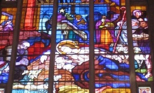 La Nativité de Jésus